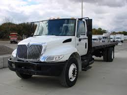 100 Truck Flatbed 2006 INTERNATIONAL 4300 FLATBED TRUCK