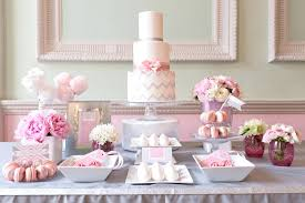 Cake Table Wedding Rustic Decorations