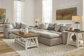 100 2 Sofa Living Room Melilla Ash Loveseat Stownbranner Cocktail Table End Tables Coulee Rug