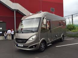 Practical Motorhome New Hymer Motorhomes For 2017 Small Thinking 12