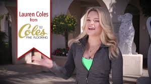 Coles Fine Flooring Teacher Giveaway by Lauren Coles For The San Diego Humane Society With Her Canine