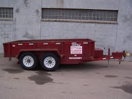 Dump Trailer - 4 Cubic Yard | Near Minneapolis, MN - Rentable - Find ...