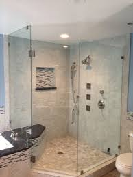 Corner Shower With Kohler Luxury Body Jets   Bathroom In 2019 ... How To Install Tile In A Bathroom Shower Howtos Diy Best Ideas Better Homes Gardens Rooms For Small Spaces Enclosures Offset Classy Bathroom Showers Steam Free And Shower Ideas Showerdome Bath Stall Designs Stand Up Remodel Walk In 15 Amazing Jessica Paster 12 Clever Modern Designbump Tiles Design With Only 78 Lovely Room Help You Plan The Best Space