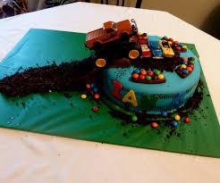 100 Truck Birthday Cakes Distinguished Cake Cake
