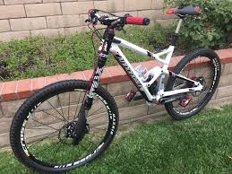 Cannondale Jekyll Carbon 2 2015 dual travel 160mm 95mm Lefty