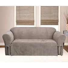 Sure Fit Sofa Cover Target by Sure Fit Suede Sofa Slipcover Target Products Pinterest