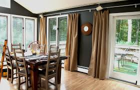 Fresh Living Room Medium Size Formal Curtain Ideas Captivating Dining Curtains For Bay Windows