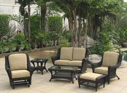 Smith And Hawken Patio Furniture Set by Decor Lovable Outdoor Dining Room Furniture Decor With Pretty