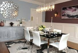 Mirror Dining Room Amazing Decoration Valuable Ideas Lovely With Stunning Mirrors