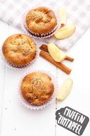 muffins mit apfel und zimt
