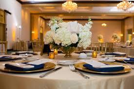 Elegant White Gold and Blush Tampa Garden Wedding