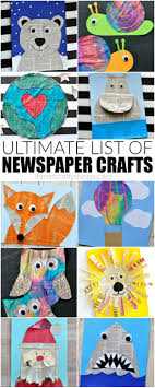 Looking For More Fun Crafts To Make With Recyclable Materials