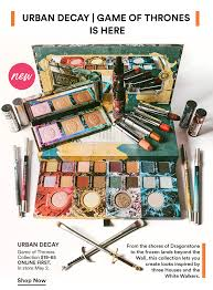 Urban Decay X Game Of Thrones And Cult Beauty X Wayne Goss ... Elf Dupes 2018 New Part 7 For Urban Decay Naked Ride Coupons Ola First Order Discount Food Delivery Elements Eyeshadow Palette 21 Musings Of A Urban Decay Cosmetics Canada Friends Fanatics Event Get Design Ideas Net Coupon Code Daa Car Park Promo Costco Canada December 2019 Look Fantastic Jordan Finish Line Enter Paytm Urbandecaycom Hotel Tonight 50 Peak To Peak Deal Macs Fresh Market Digital Game Thrones Makeup 2 Minireview 10 Off