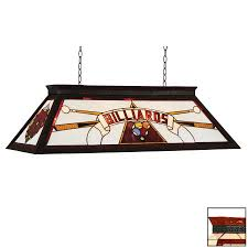 shop ram gameroom products pool table lighting at lowes