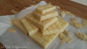 beurre de cacao cuisine recette du chocolat blanc vegan fait maison pour préparer pâques
