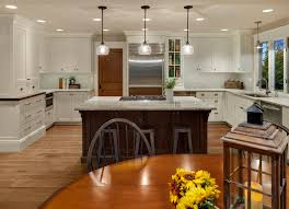 light rustic wood with wood kitchen isl and kitchen