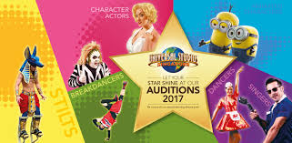 Halloween Horror Nights Auditions 2016 by Universal Studios Auditions Free