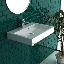 heimwerker produkte für bad küche keramik waschbecken