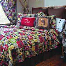 Bone Collector Bedding by Carstens Lodge And Cabin Bedding Rustic Bedding