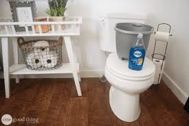 learn the secret plumbers trick to unclog a toilet one good