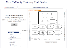 17 Best Free line IQ Test With Accurate Results