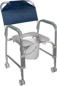 handicap toilet chair with wheels lightweight portable shower chair commode with casters drive