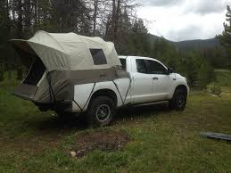 100 Kodiak Truck Tent Canvas Bed Impressive Things