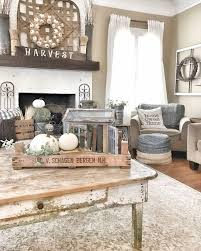 Living Room Beautiful Country Rustic Living Room Intended For