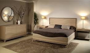 Modern Wooden Bedroom Furniture Photo