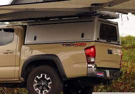 alu cab explorer canopy toyota tacoma adventure ready