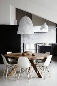 Large Modern Dining Room Light Fixtures by Best 25 Round Dining Table Ideas On Pinterest Round Dining