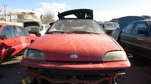Junkyard Find: 1992 Geo Metro LSi Convertible 1997 Geo Metro 2 Dr Lsi Hatchback Pinterest Hatchbacks 1993 Std Junkyard Find 1990 Metroamino Pickup The Truth About Cars Robertwb70 With Aeromods For Better Fuel Efficiency Lifted Dodge Ram Vs Youtube Project Off Road Sale Stkr7547 Augator Sacramento Ca Ugadawgsfan1 1996 Metrosedan 4d Specs Photos Modification Ute Found On Craigslist Atbge Truck Cargods Price Modifications Pictures Moibibiki