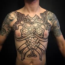 Traditional Viking Tattoo