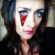 Halloween Half Mask Makeup by 30 Scary Makeup Ideas For Halloween Pretty Designs