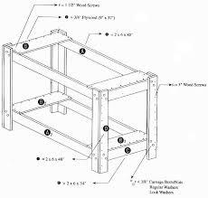 diy build your own bunk bed plans pdf plans download kids room