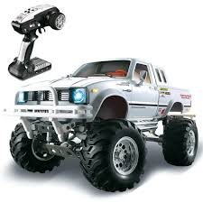 HG P407 1/10 2.4G 4WD Rally Rc Car For TOYATO Metal 4X4 Pickup Truck ... Traxxas Wikipedia 360341 Bigfoot Remote Control Monster Truck Blue Ebay The 8 Best Cars To Buy In 2018 Bestseekers Which 110 Stampede 4x4 Vxl Rc Groups Trx4 Tactical Unit Scale Trail Rock Crawler 3s With 4 Wheel Steering 24g 4wd 44 Trucks For Adults Resource Mud Bog Is A 4x4 Semitruck Off Road Beast That Adventures Muddy Micro Get Down Dirty Bog Of Truckss Rc Sale Volcano Epx Pro Electric Brushless Thinkgizmos Car