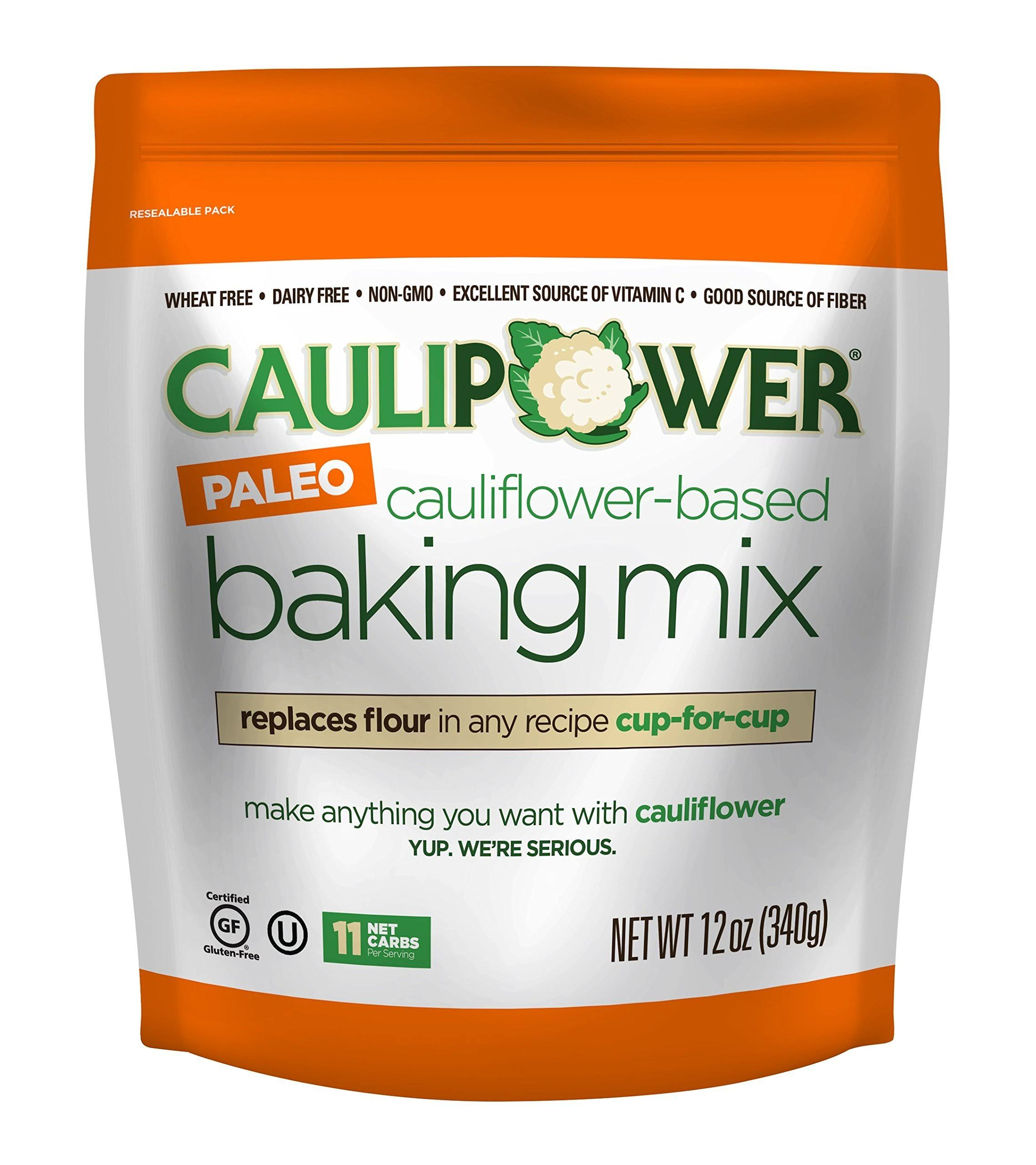Caulipower Baking Mix, Cauliflower-Based, Paleo - 12 oz