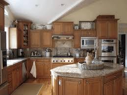 Kitchen Cabinet Soffit Ideas by Above Kitchen Cabinet Decorations Plain Wooden Dining Chair Dark