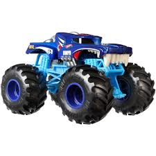 100 Hot Wheels Monster Truck Toys S 124 Scale Weiler Vehicle Walmartcom