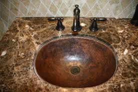 Drop In Bathroom Sinks Canada by Copper Bathroom Sinks Gen4congress Com