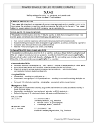 Examples Of Communication Skills For Resume Example Based Resumes Templates