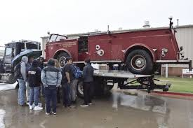 100 Fire Truck Pics Special Delivery 1940s Fire Truck Brought To GHS News