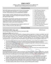 Corporate Resume Examples Of Resumes