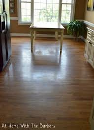 Zep High Traffic Floor Finish Sds by How To Get Your Floors To Shine At Home With The Barkers