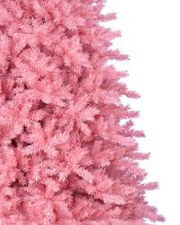 Flocked Artificial Christmas Trees Sale by Pretty In Pink Christmas Tree Treetopia