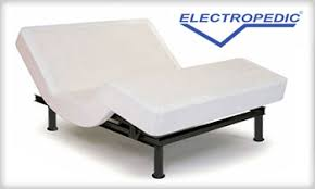 Select Comfort Adjustable Bed by Adjustable Beds Electropedic Best Therapeutic Comfort