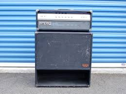 Ampeg V4 Cabinet For Bass by Ampeg V4 A Bass Amp That Has Been Used My Many Guitarist As Well