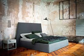 kunst an der schlafzimmerwand trendomat