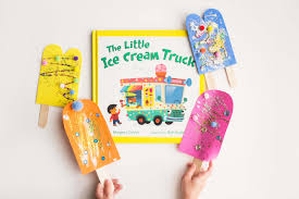 Popsicle Craft Inspired By