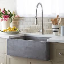 Stainless Overmount Farmhouse Sink by Kitchen Amazing Drop In Farmhouse Kitchen Sinks Home Depot